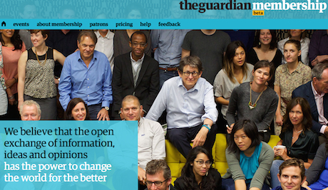 Guardian Membership