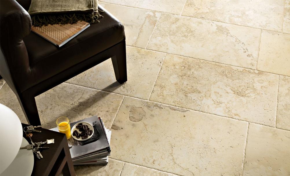 Vynl floor tiles