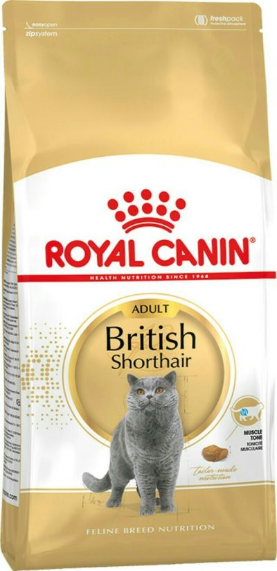 Корм royal canin для кошек british