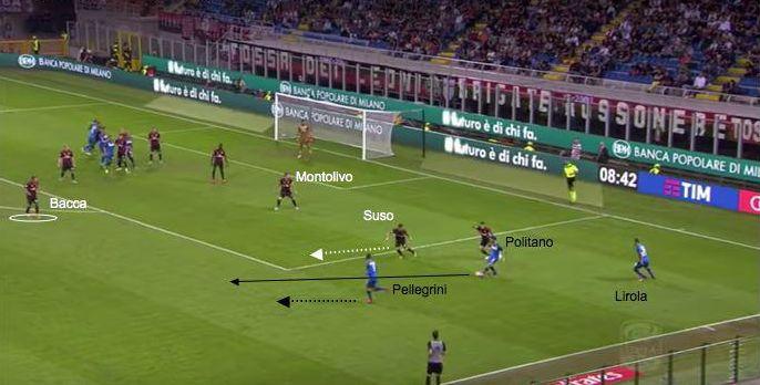 Milan-Sassuolo 4-3, Montella: