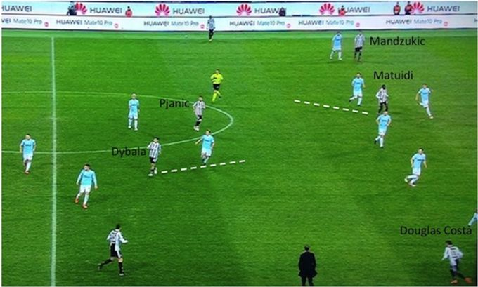 Juventus, Allegri raggiante: