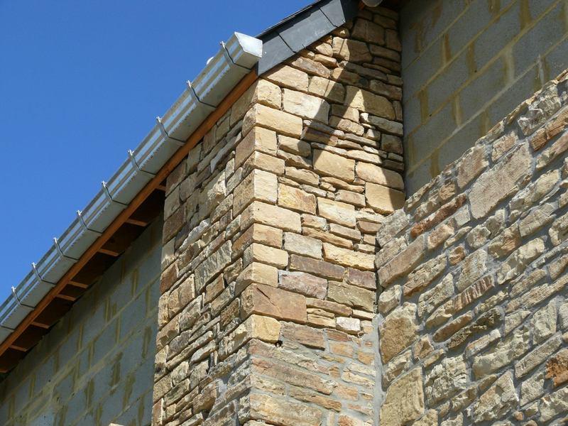 Faire construire une annexe de maison en pierre namur for Construire une maison en pierre