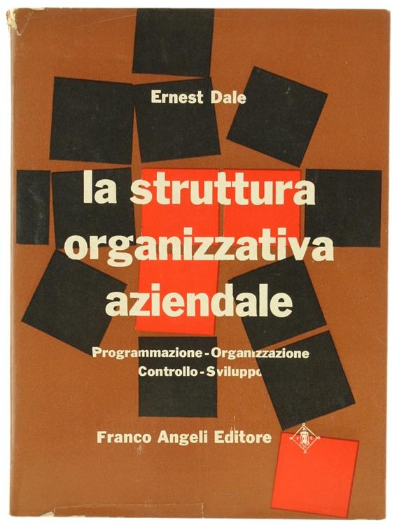 LA STRUTTURA ORGANIZZATIVA AZIENDALE. Programmazione - Organizzazione - Controllo - Sviluppo.