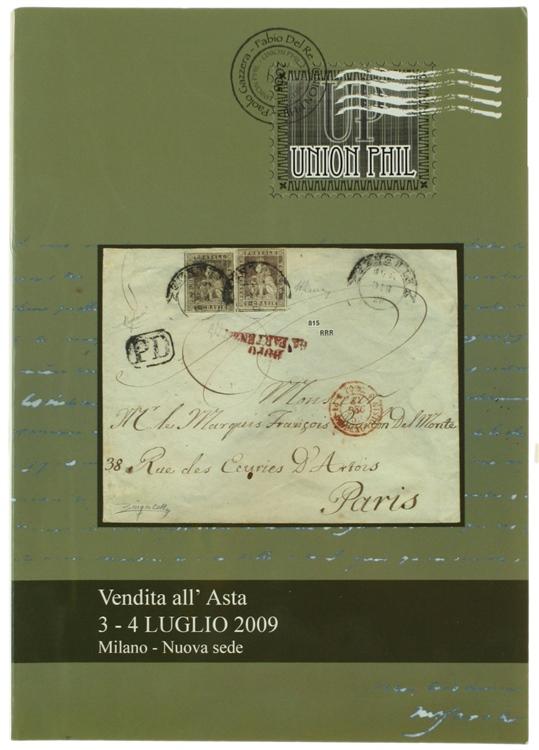 PAOLO GAZZERA - FABIO DEL RE. Vendita all'asta 3 - 4 luglio 2009. Milano - Nuova sede.