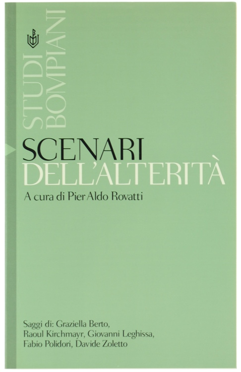 SCENARI DELL'ALTERITA'.