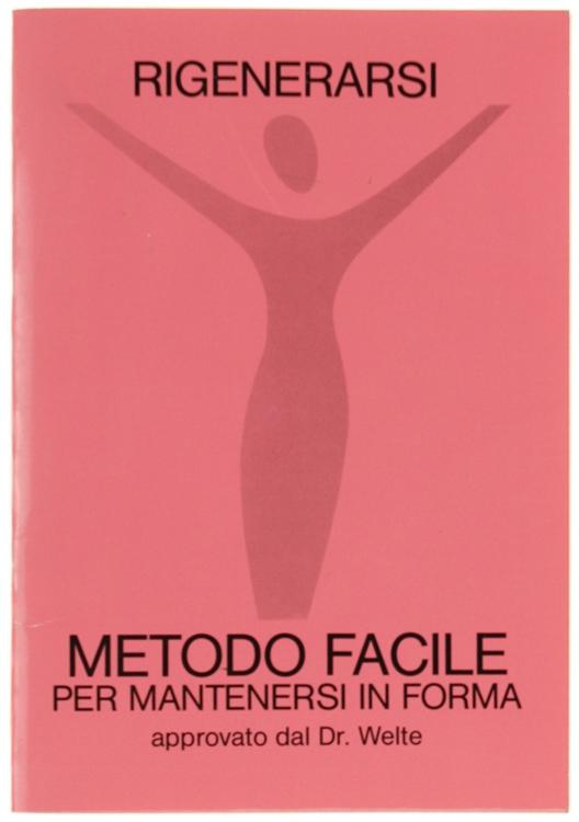 RIGENERARSI con l'applicazione e l'azione naturale del vibromassaggio per il benessere fisico, la bellezza e l'efficienza sportiva.