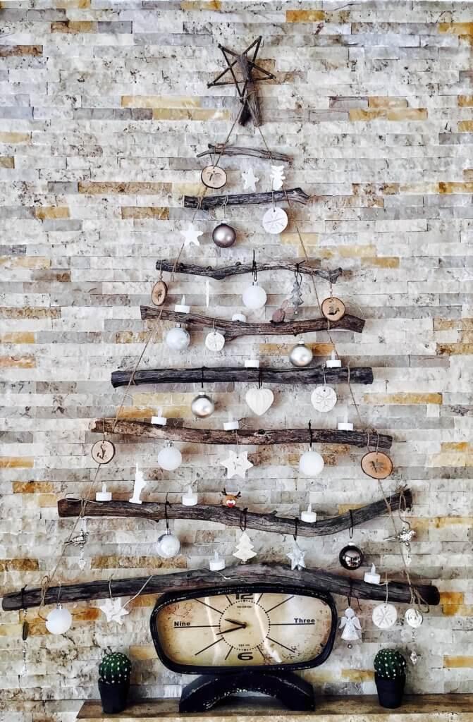 Zero Waste Weihnachten – Alternaive zu einem Weihnachtsbaum