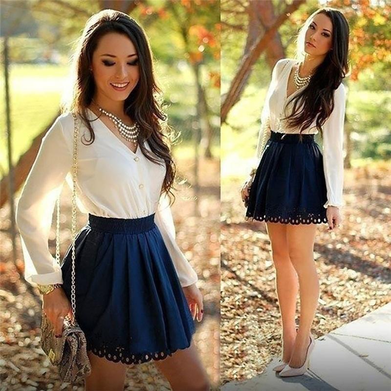 Платья для девушек короткие