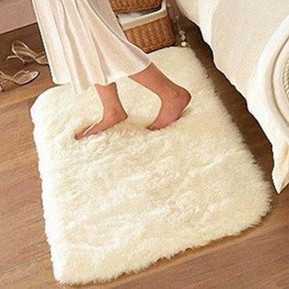 1pcs free shipping 80cmx120cm super soft solid color white c.