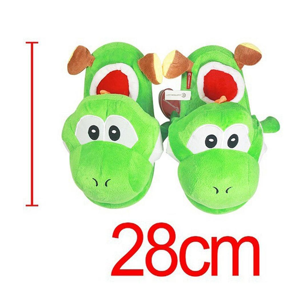 Mario slippers for adults