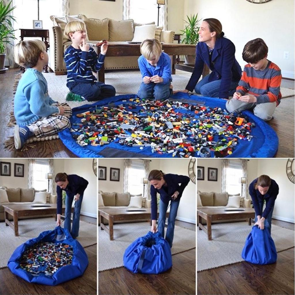 Как сшить мешок для игрушек своими руками