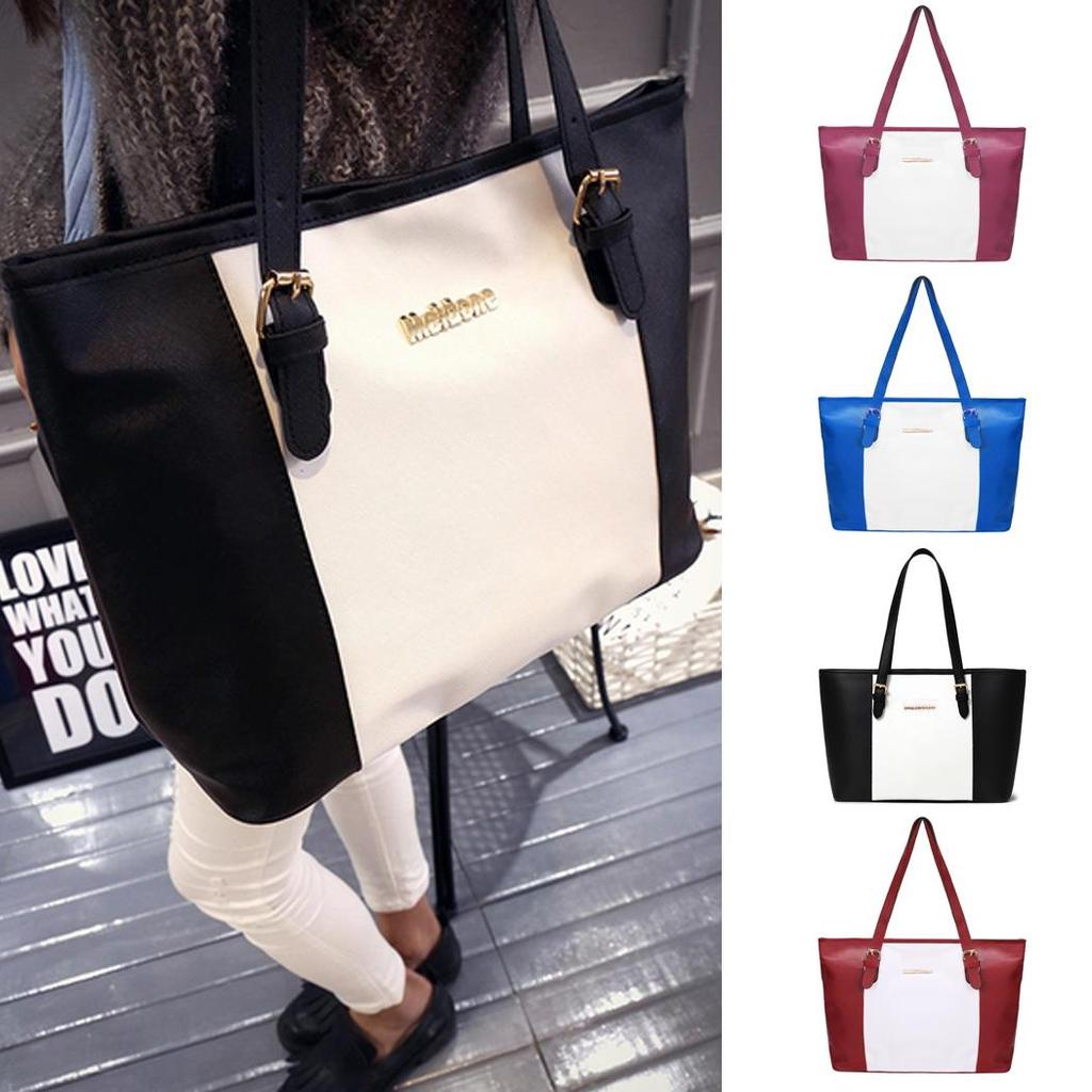 Fashion totes and shoppers
