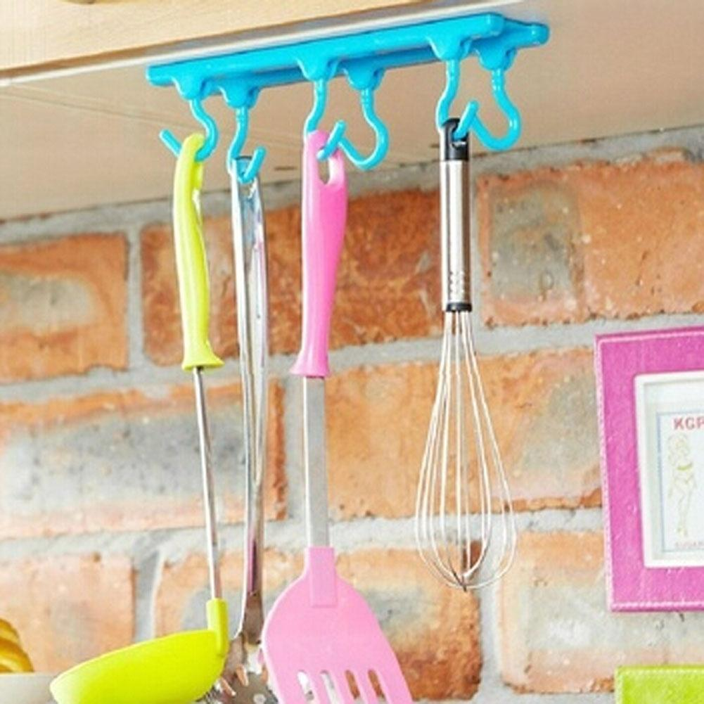 Оригинальные крючки для кухни своими руками