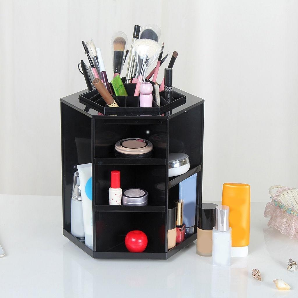 Полки для макияжа органайзер