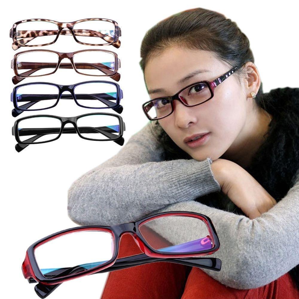 Прямоугольные очки женские