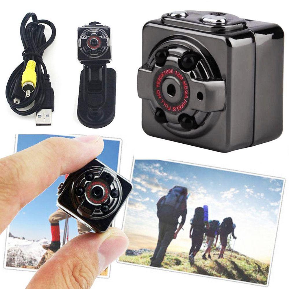 HD 1080P цифровой DV DVR скрытые видеокамеры инфракрасного ночного видения мини камеры диктофон видео - Joom