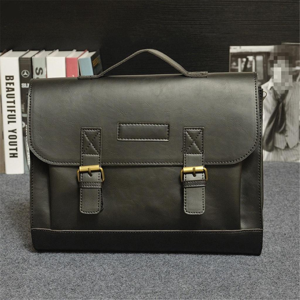 Mens fashion laptop bag 12