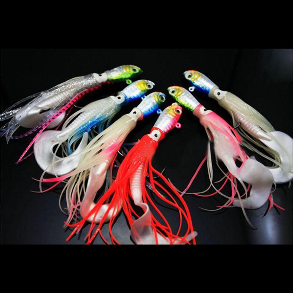 Светящиеся приманки для рыбалки своими руками