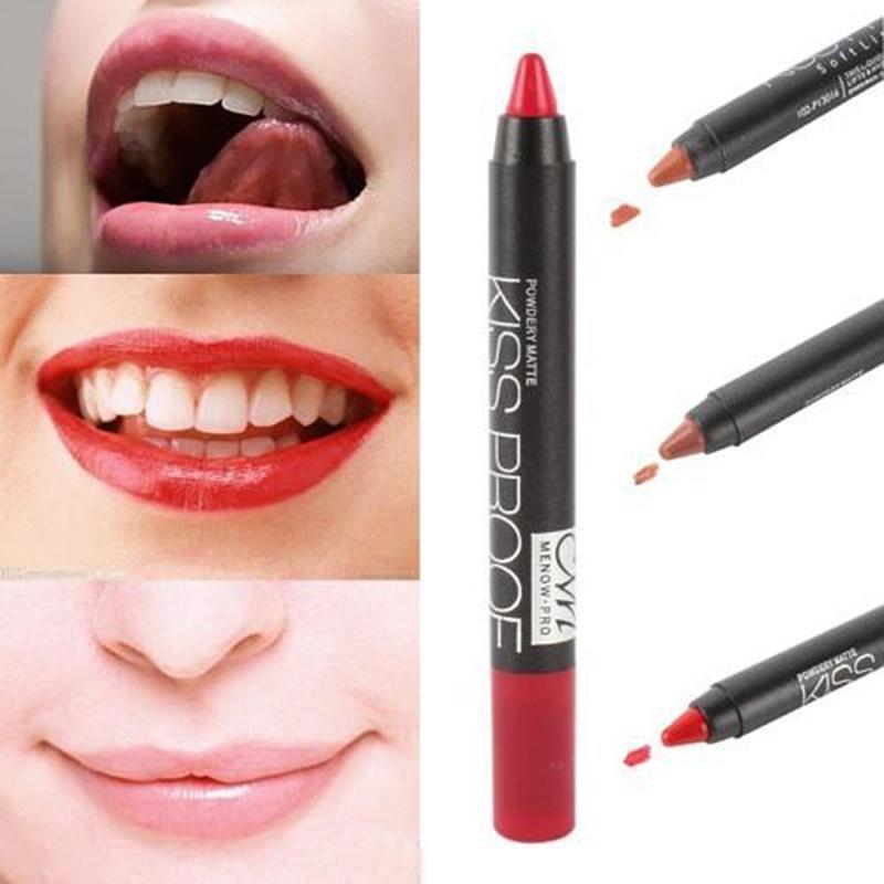 Макияж для губ карандаш помада