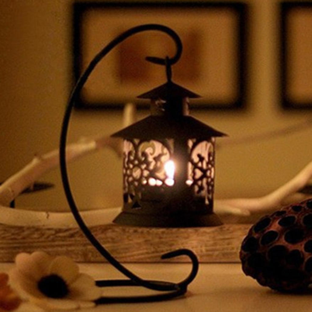 Сделать фонарь для свечи