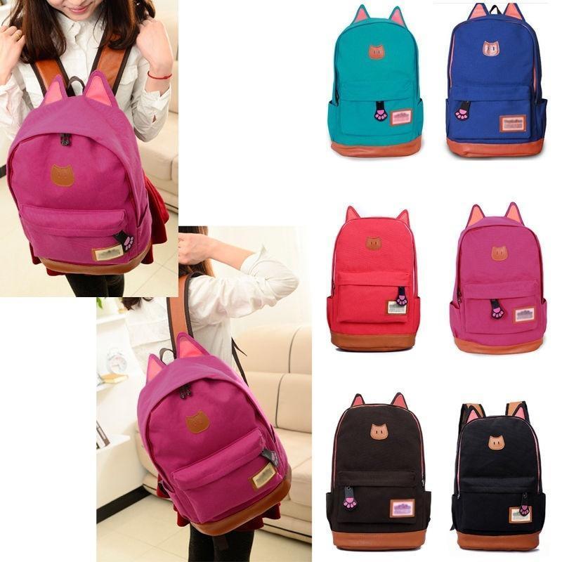 Фото модных школьных рюкзаков