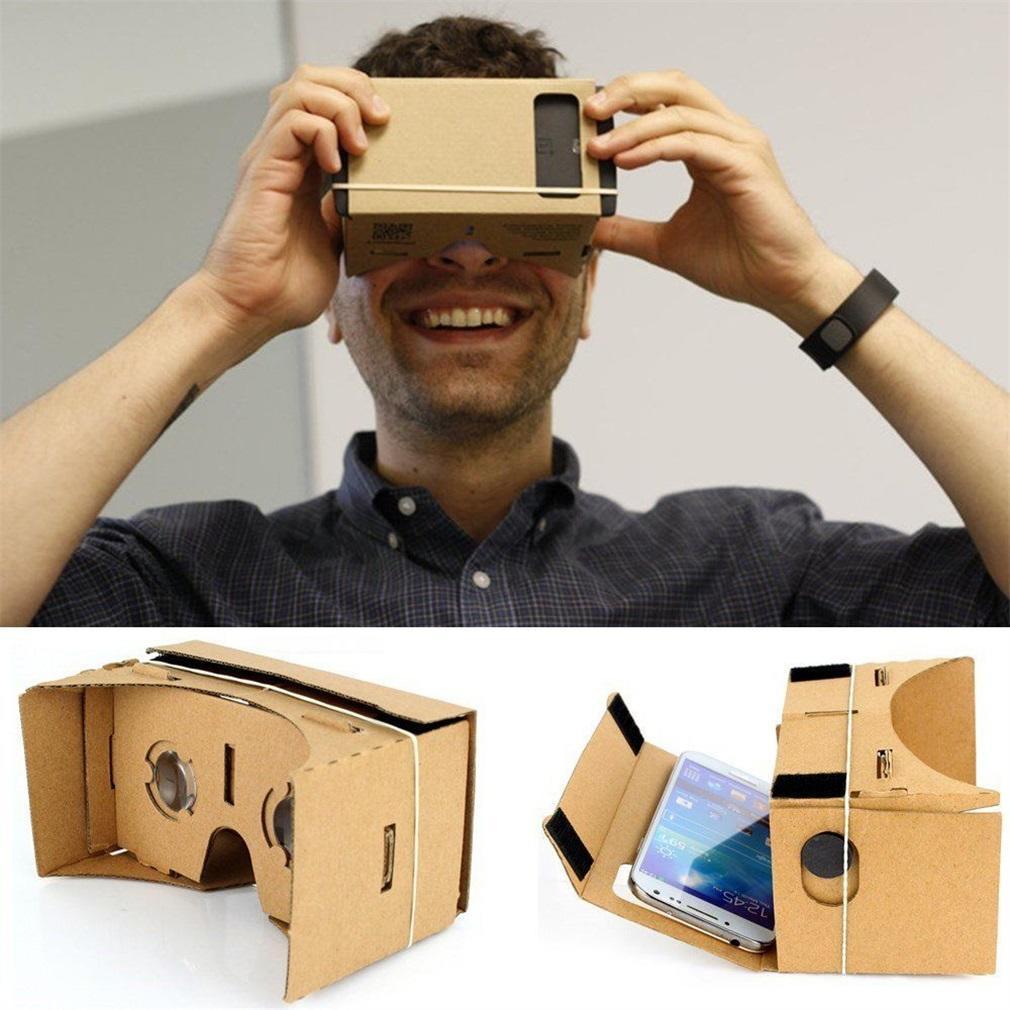 3d очки для смартфона своими руками