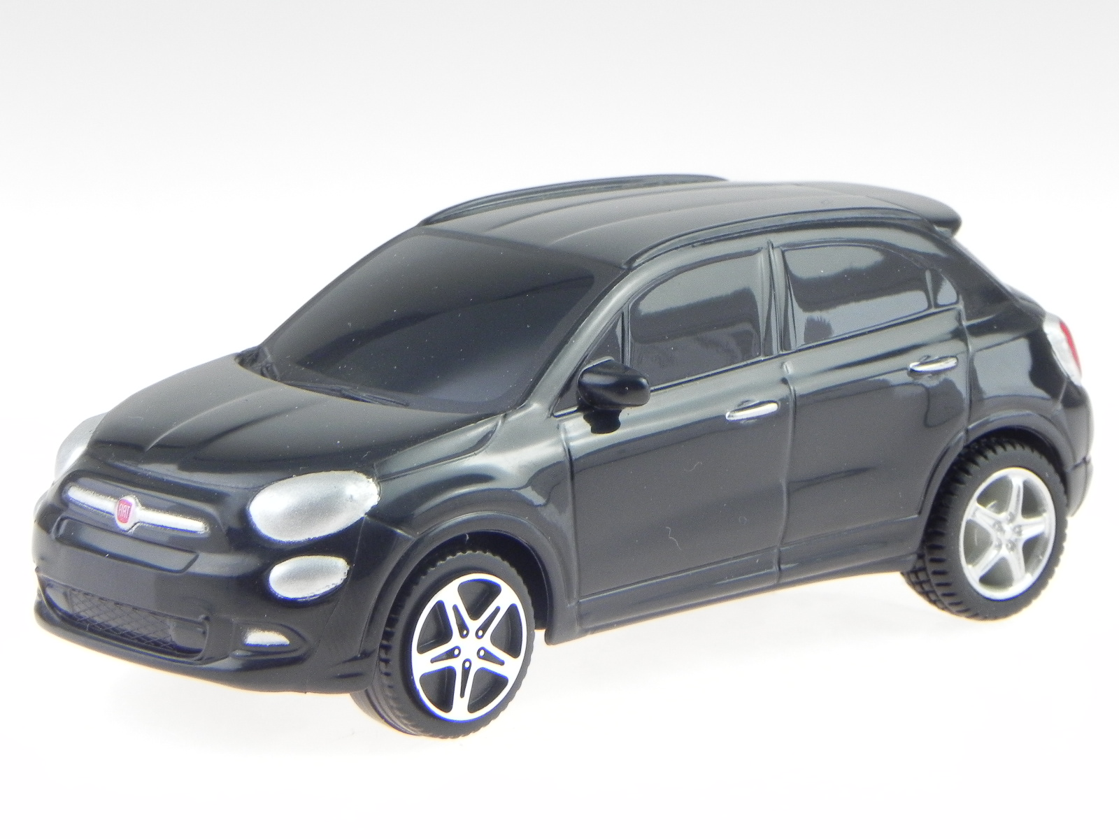 Fiat 500X 500 X schwarz Modellauto 18-30505Z Bburago 1:43