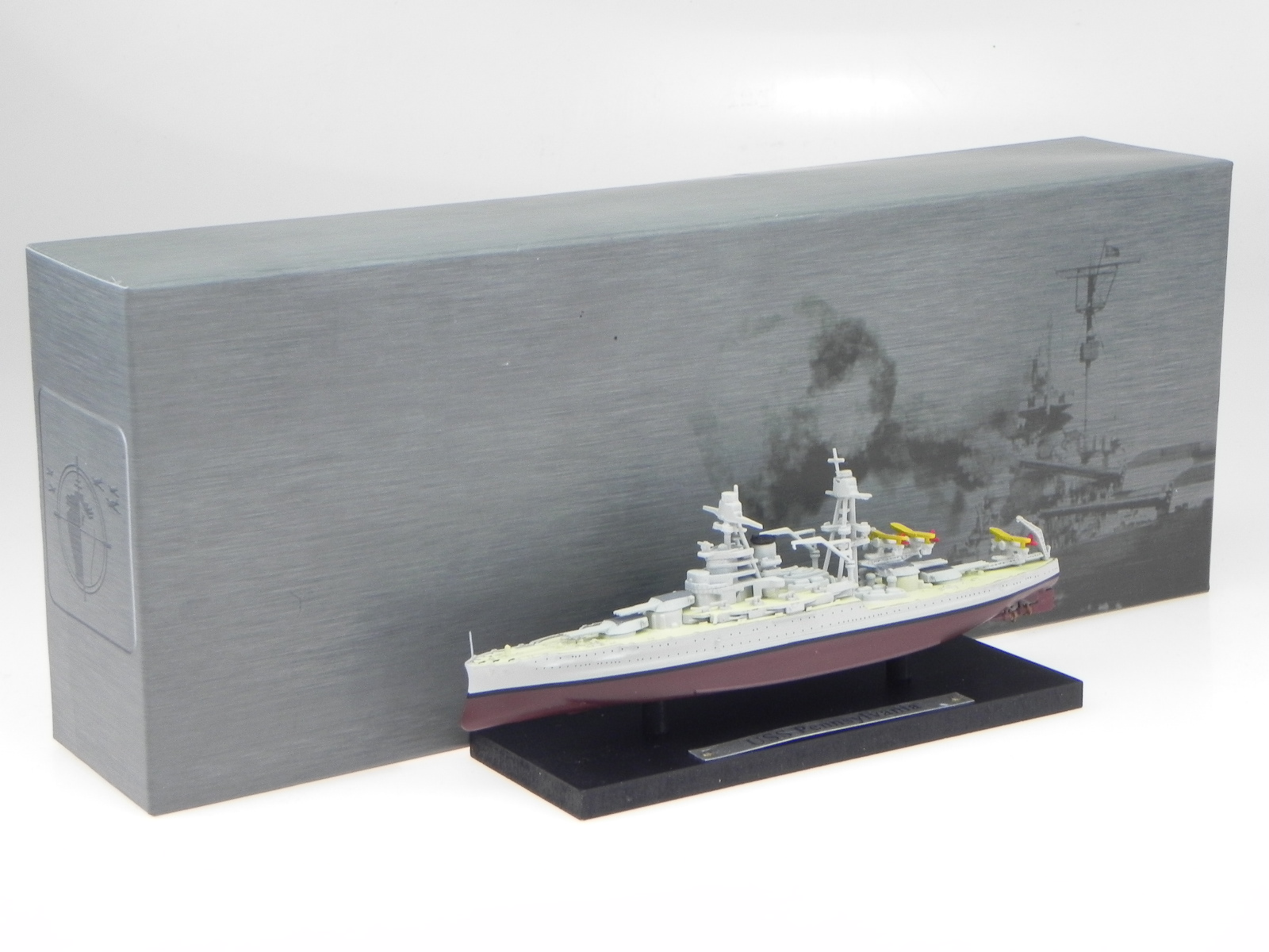 navire de guerre USS Pennsylvania US Navy 1916 tout fait 1:1250