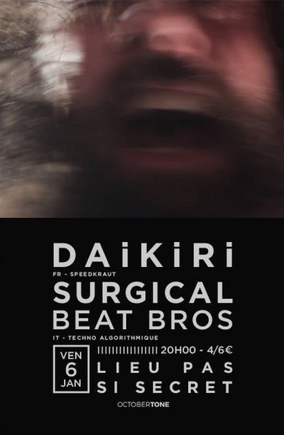 DAiKiRi + Supergical Beat Bros + BakaBaka - バカ-バカ