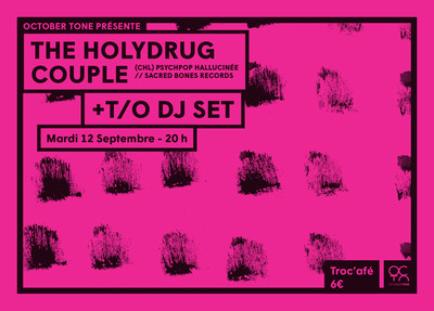 The holydrug couple + T/O (dj set)