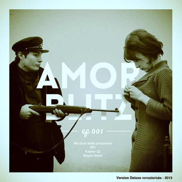 AMOR BLITZ - EP 001