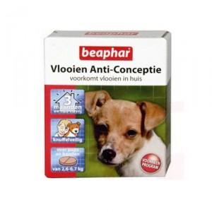 Beaphar Vlooien Anti-Conceptie Hond 2,6 - 6,7 kg