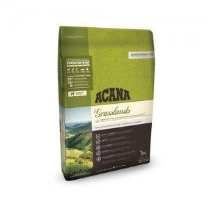 Acana Grasslands Dog Regionals Proefverpakking 340 gr Nieuw