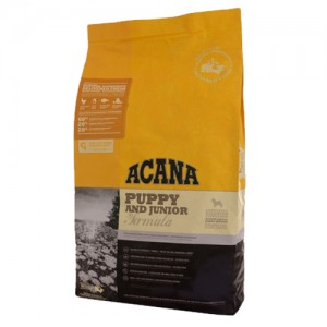 Acana Puppy & Junior Heritage 17 kg