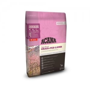 NIEUW Acana Singles Grass-fed Lamb Dog Proefverpakking 340 g