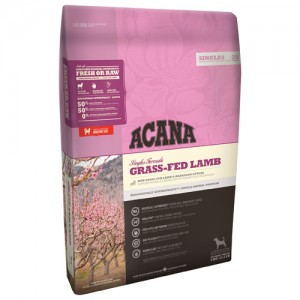 Acana Singles Grass-fed Lamb & Okanagan Apple Dog 17 kg