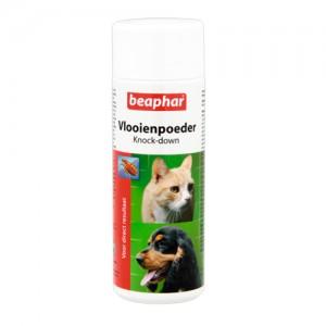 Beaphar 80 gr vlooienpoeder hond-kat