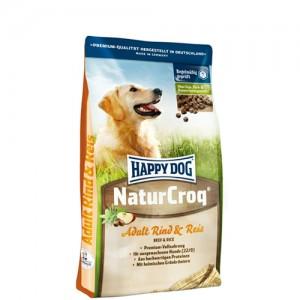 Happy Dog NaturCroq Rind & Reis - 1 kg