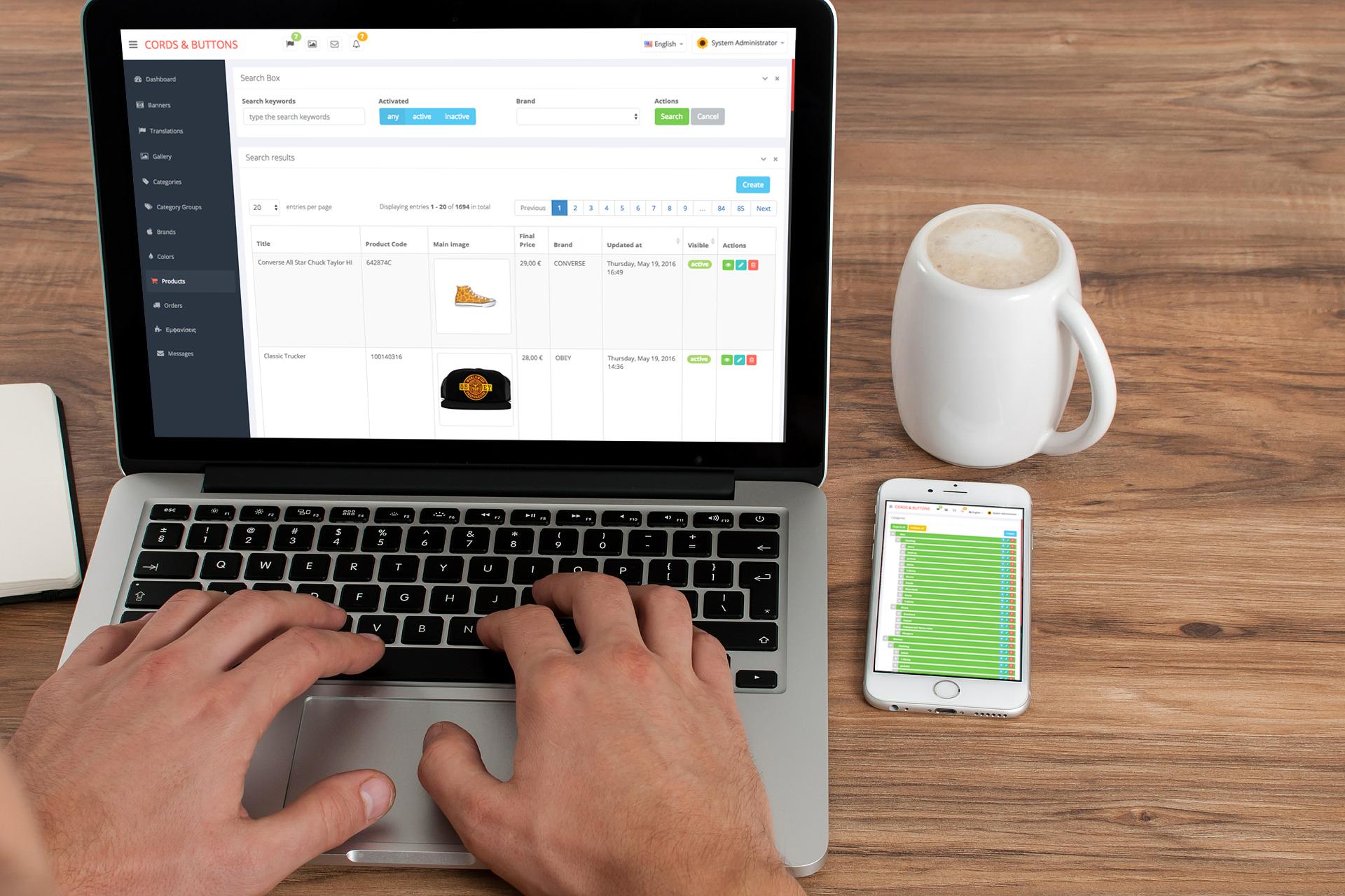 Dashboard macbook iphone