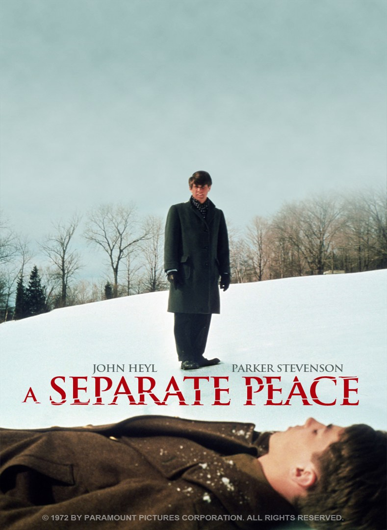 a separate peace final essay This time period makes the boys have to think about which branch of the military they want to enlist in [tags: a separate peace essays] 1006 words.