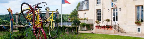 Photo de la mairie de Bazemont