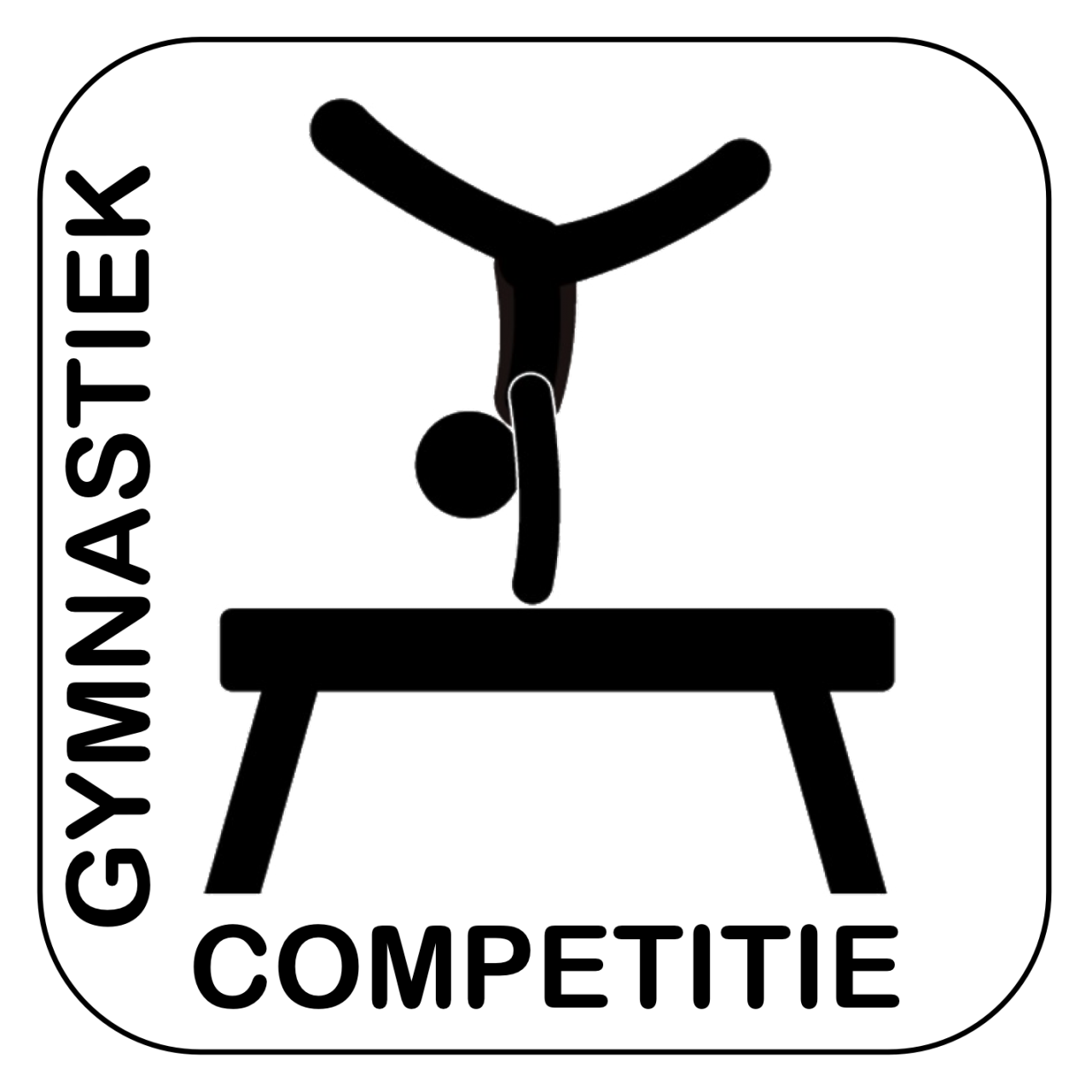 Aanbod GymFlex wedstrijdturnen competitie gymnastiek