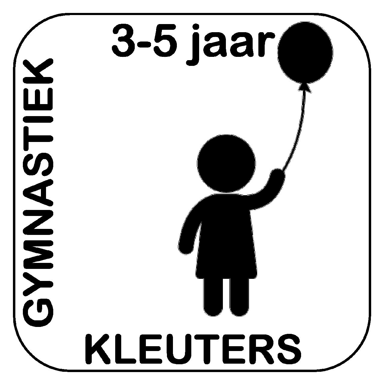 Logo GymFlex kleuterturnen gymnastiek