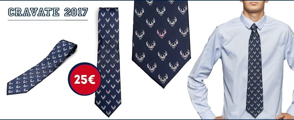 2017 Cravate