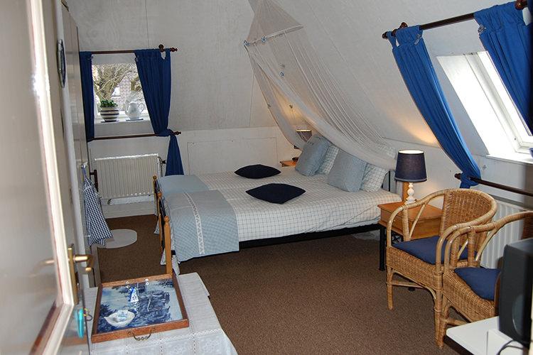 Vakantieboerderij nederland - Volwassen slaapkamer arrangement ...