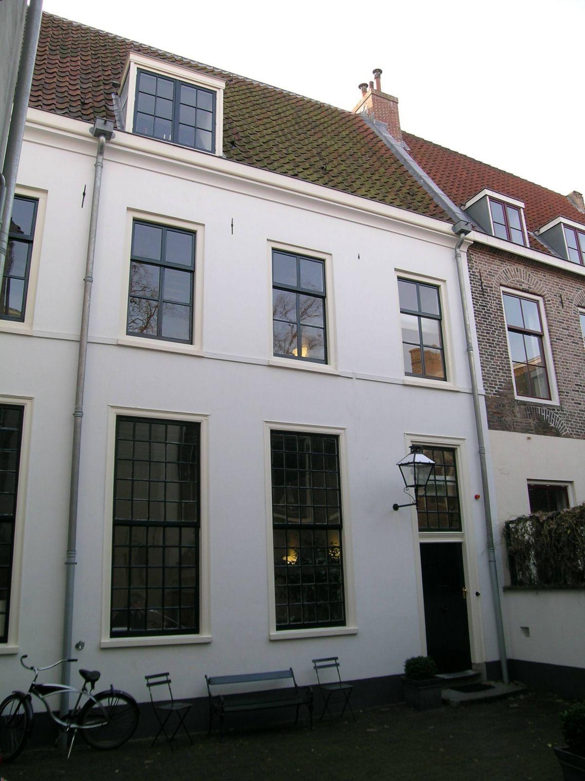 Kromme Nieuwegracht 11