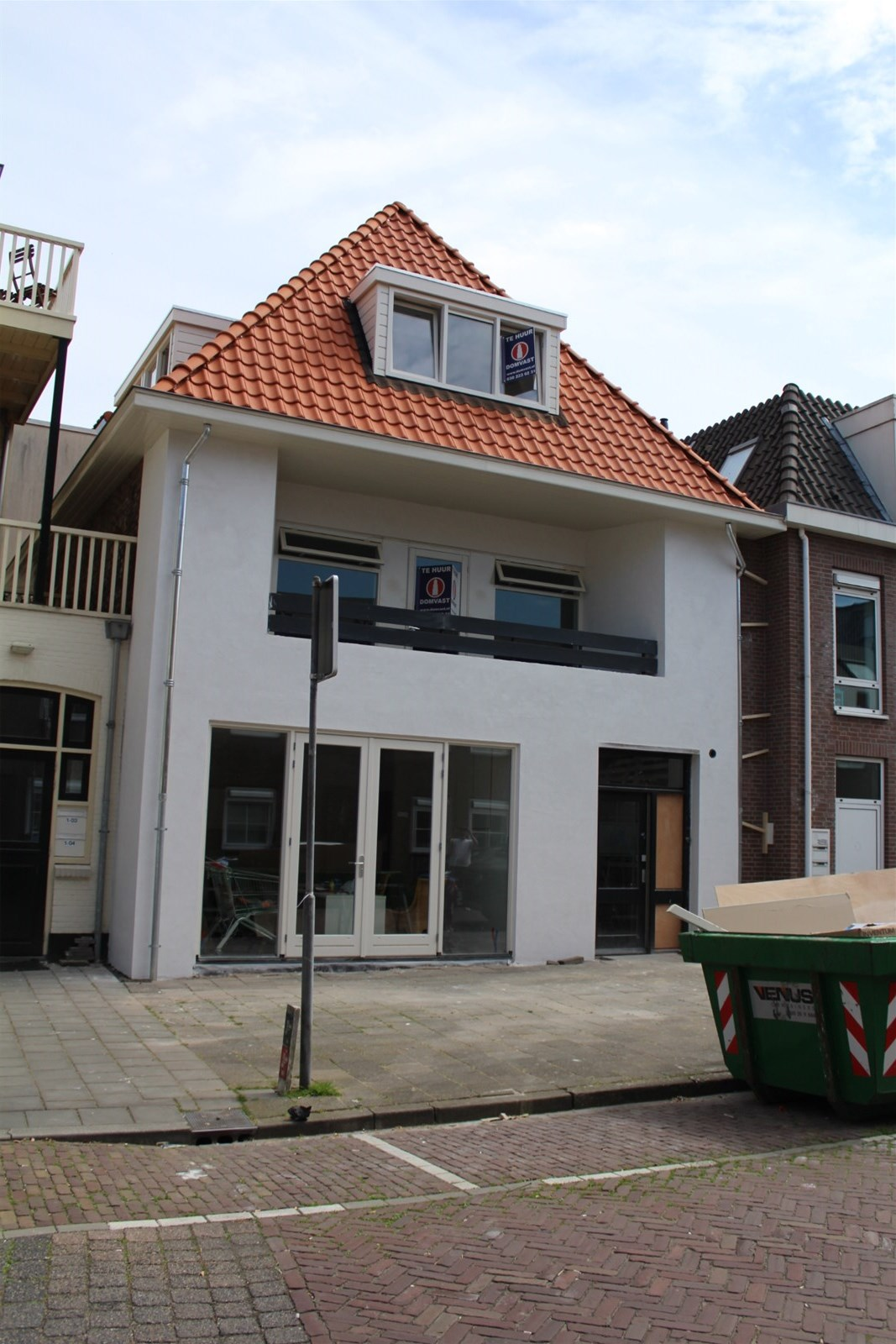 Raadhuisstraat 1