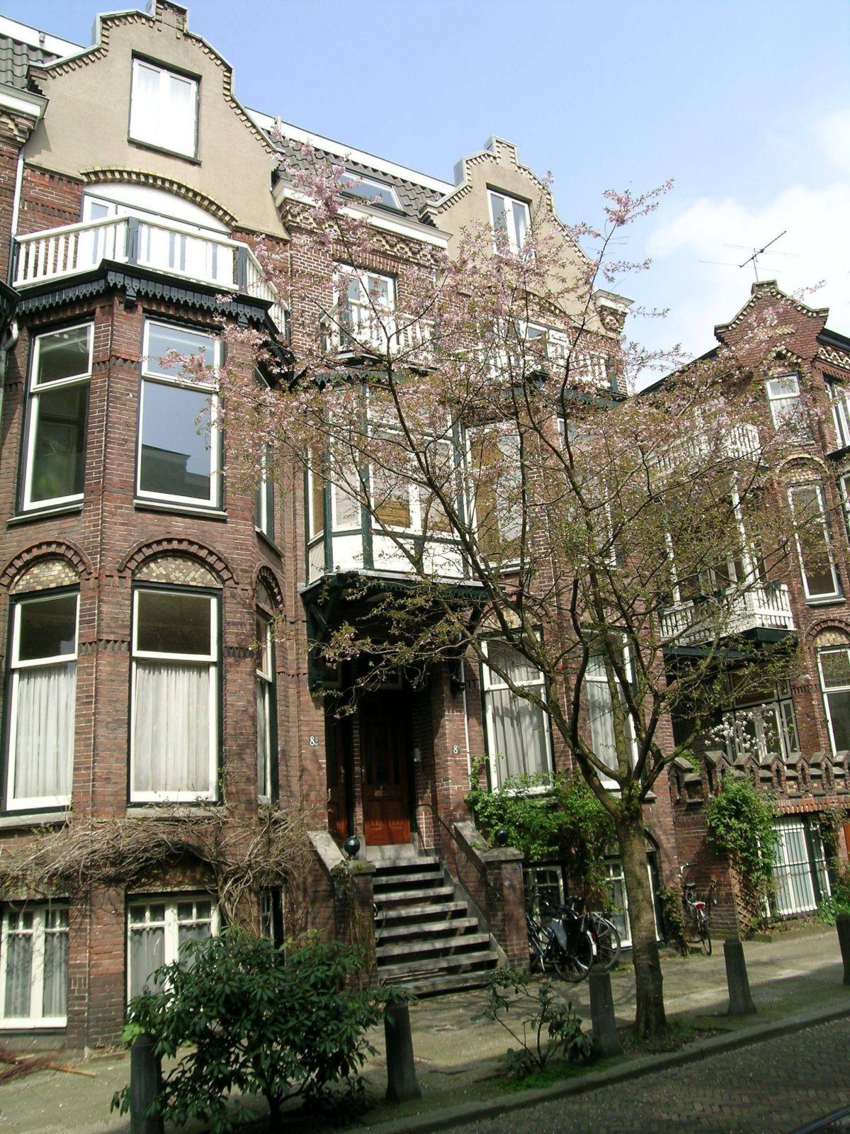 Hugo de Grootstraat 8