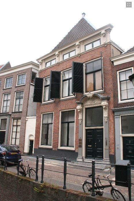 Kromme Nieuwegracht 38