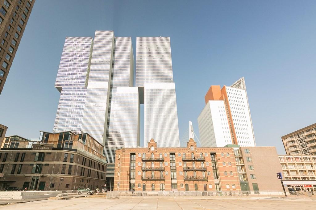 Wilhelminakade 315, Rotterdam
